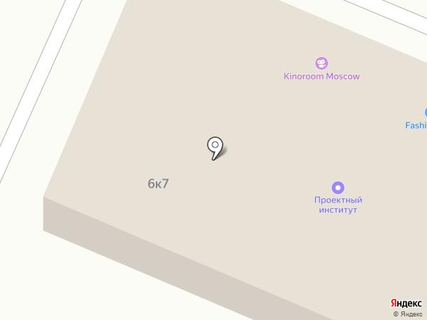 Aspect на карте Москвы