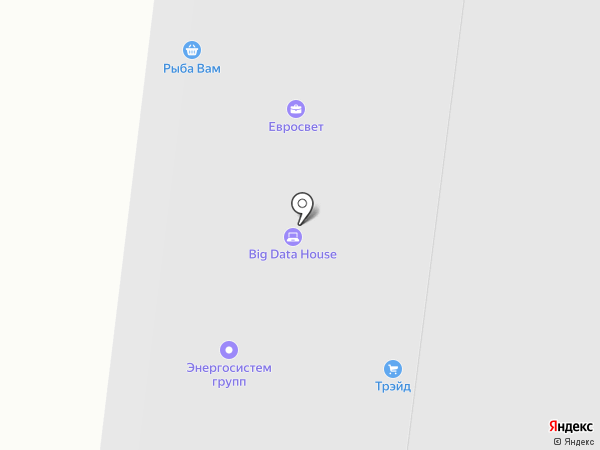 Стандарт на карте Москвы