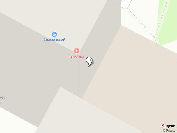 ПУЛЬС на карте Тулы