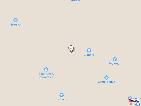 Climber на карте Тулы