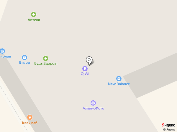 Darbars на карте Москвы