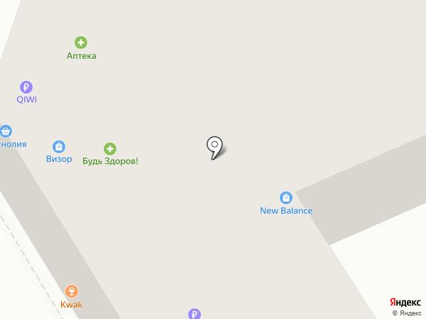 Pauwel KWAK на карте Москвы
