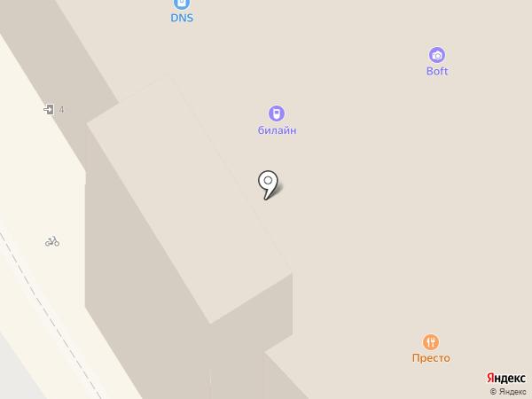 9D на карте Тулы