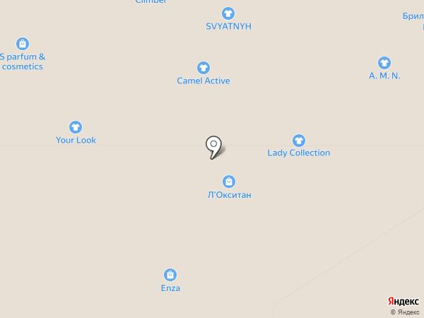 Lova на карте Тулы