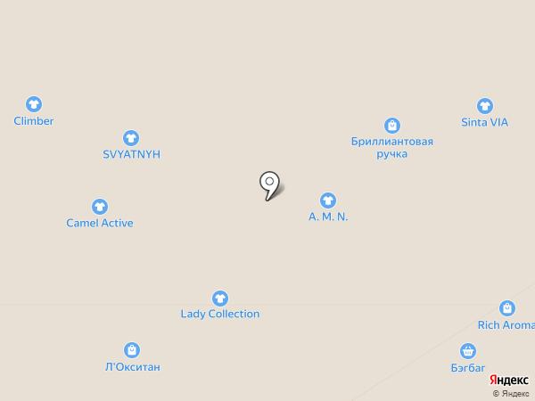 PIN на карте Тулы