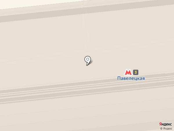 Банкомат, Банк Москва-сити, ПАО на карте Москвы