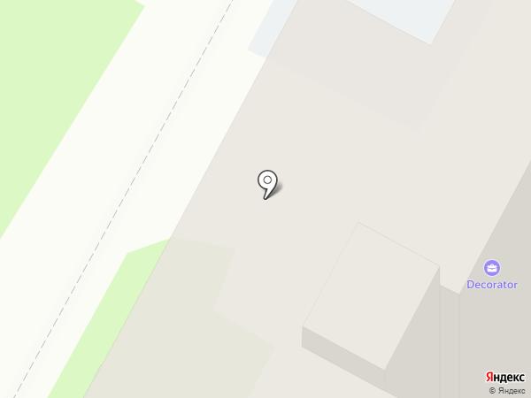 А-детальКа на карте Тулы