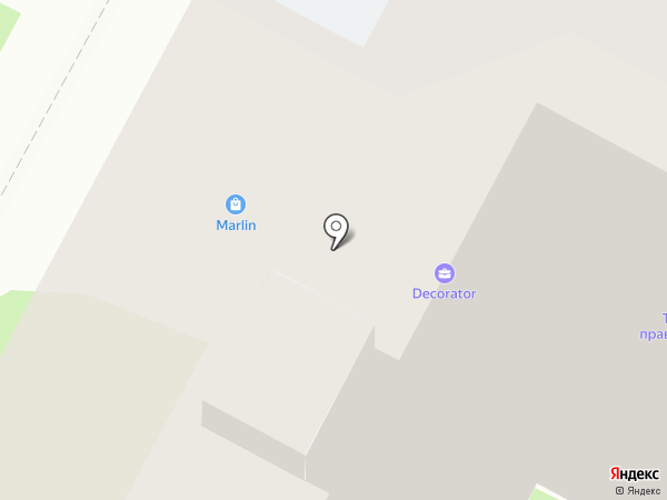 DECORATOR на карте Тулы