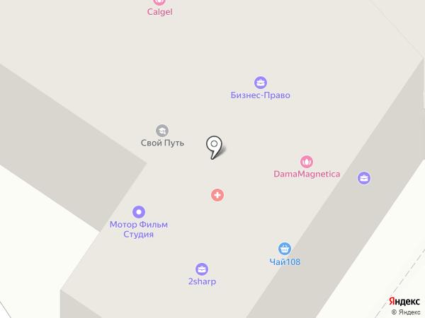 Буду Рисовать на карте Москвы