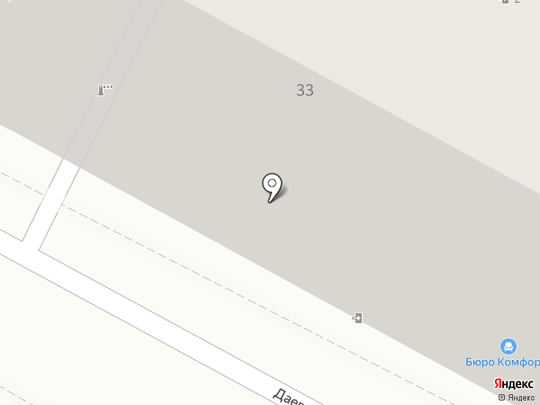 Geniuspark на карте Москвы