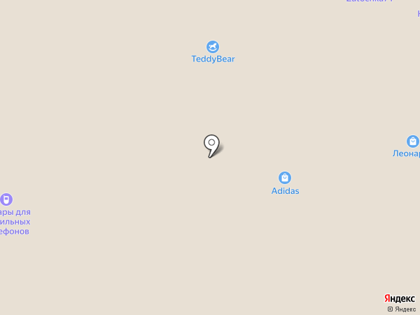 Adidas HomeCourt на карте Тулы
