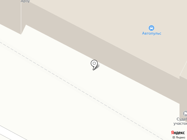 Комсервис на карте Тулы