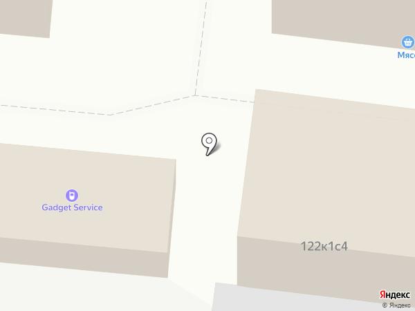 Ювелирный салон на карте Москвы
