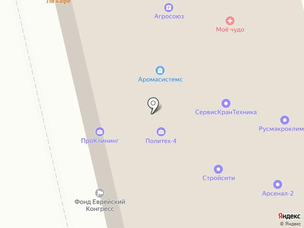 MBD Consulting на карте Москвы