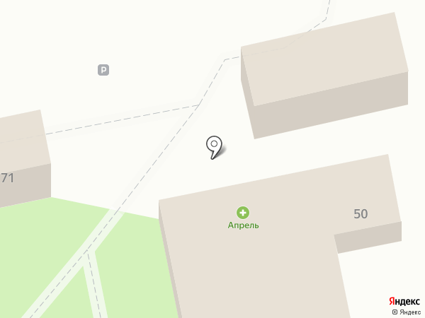 КСН на карте Варениковской