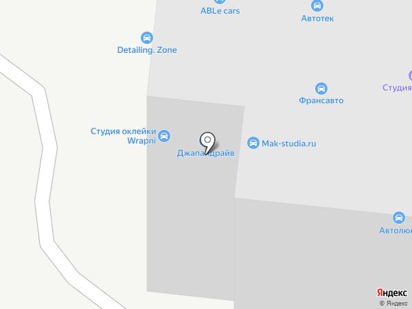 Справочник поликлинического врача на карте Москвы