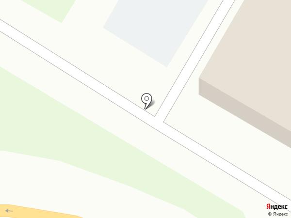 Виста Лак на карте Тулы