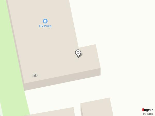 Русский фейерверк на карте Варениковской