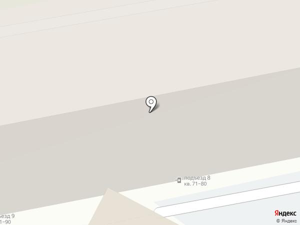 Биннэп на карте Москвы