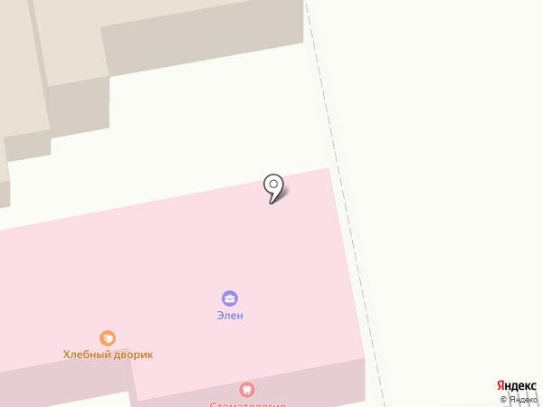 ФлорАн на карте Варениковской