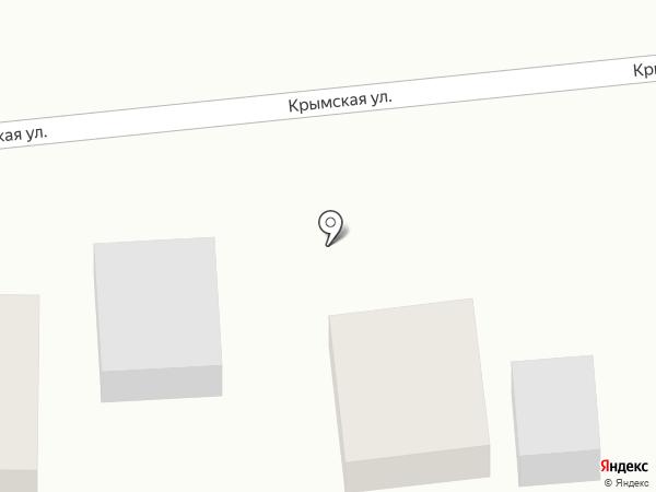 Орфей на карте Варениковской