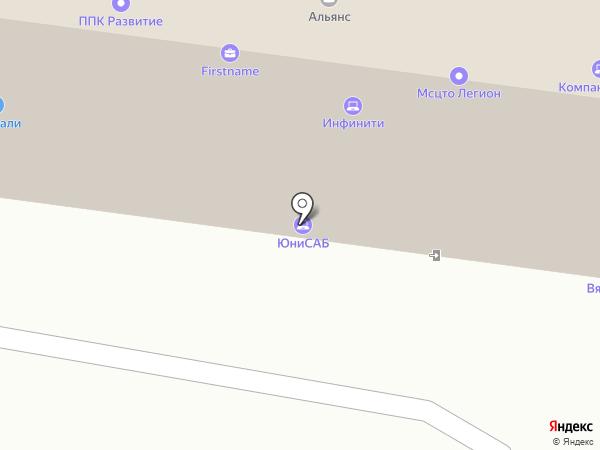 ВианМедиа на карте Москвы