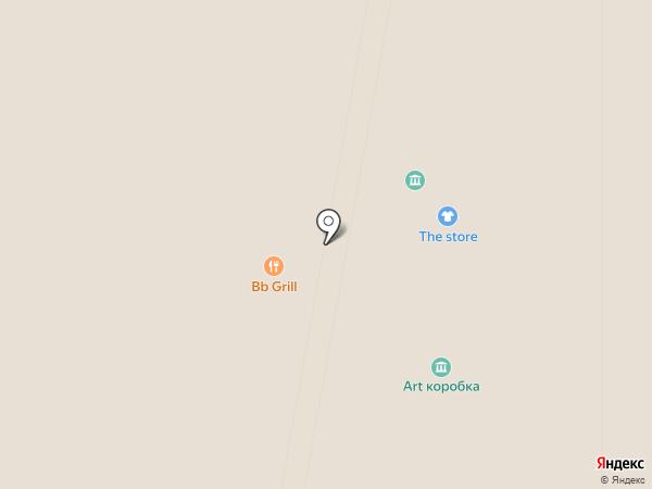 BB Grill на карте Москвы
