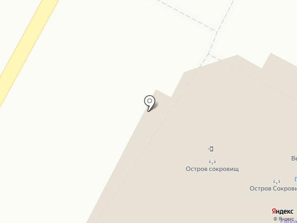 Атлант на карте Тулы