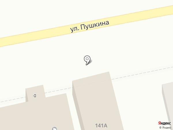 Магазин женской одежды на карте Варениковской
