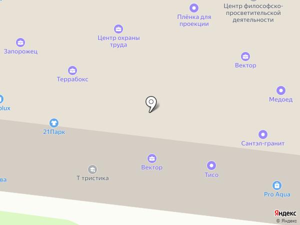 Эго Инжинириг на карте Москвы