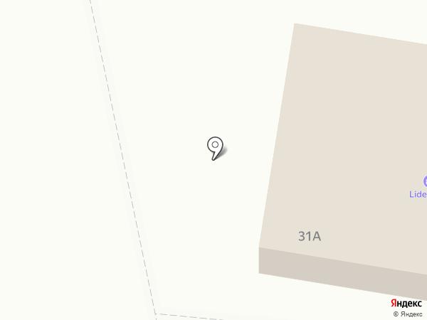Мосгортранс, ГУП на карте Москвы