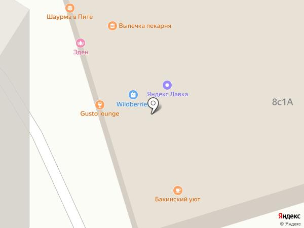 Старый Тбилиси на карте Москвы