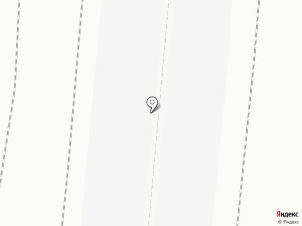 Москва-Товарная-Павелецкое на карте Москвы