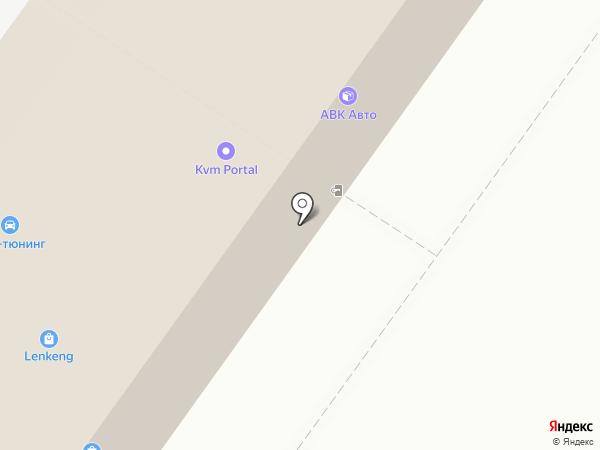 ПромподшипникИнтер на карте Москвы