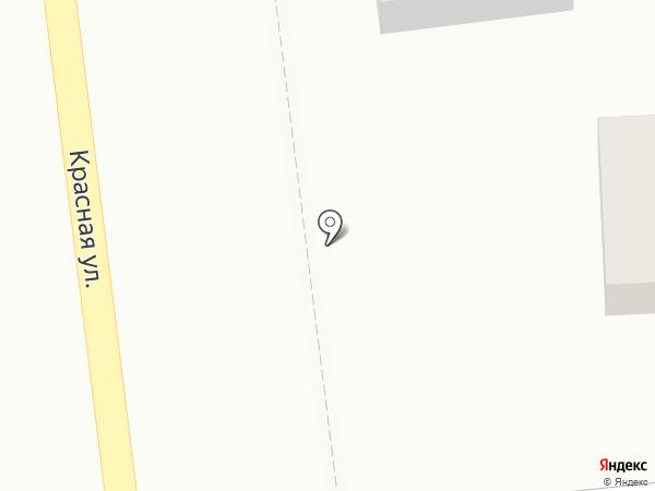 Эдем на карте Варениковской