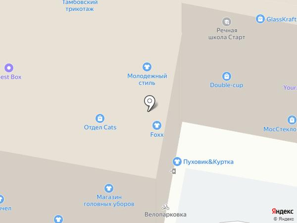 MEDELI Russia на карте Москвы