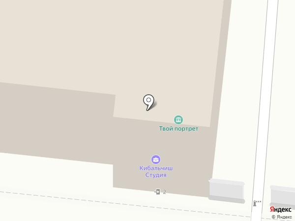 ЭнергоСтар на карте Москвы