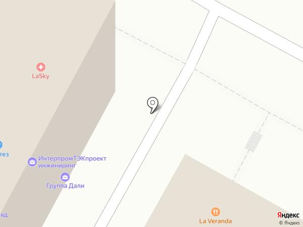 НГС-Эксперт на карте Москвы