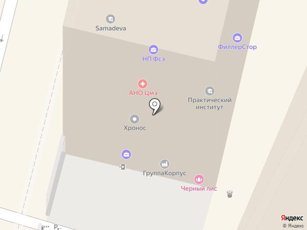 TurDelo на карте Москвы