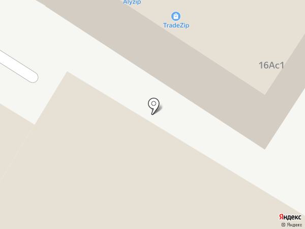 Айташ на карте Москвы