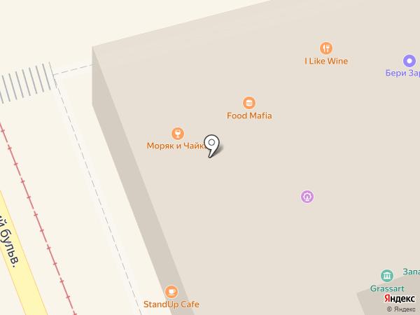 Pokrovka 16 на карте Москвы