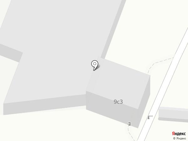 Питахайя.рф на карте Москвы