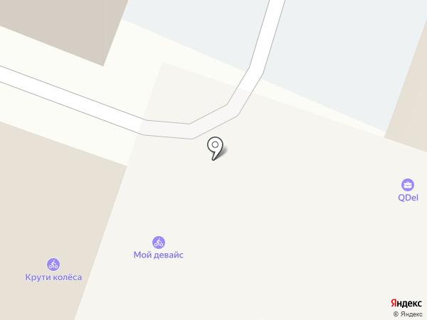 СтройКомплект на карте Москвы