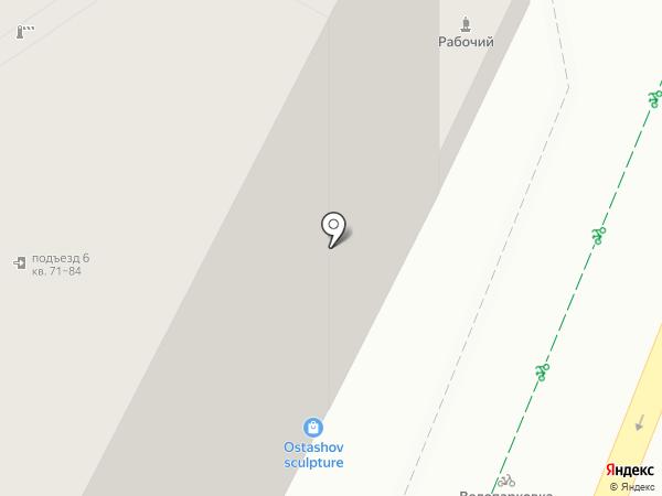 Bulvarka на карте Москвы