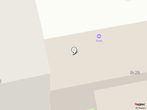 Grant hostel на карте Москвы