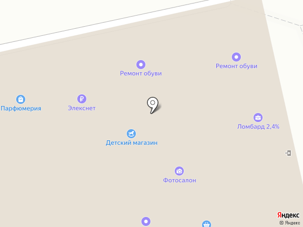Рыбный ларец на карте Москвы
