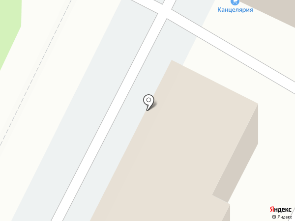 Магнит Косметик на карте Тулы
