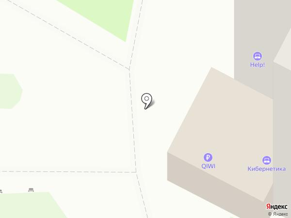 Виза на карте Тулы