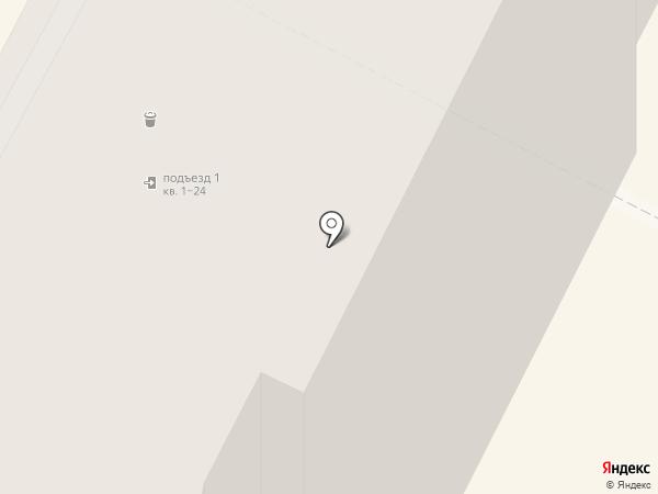Красное & Белое на карте Тулы