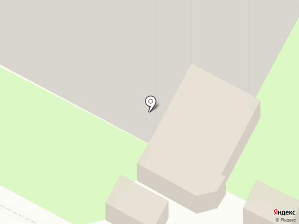 Салон-парикмахерская на карте Тулы